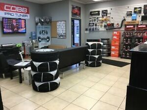 Performance shop looking for installer