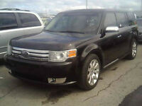 2009 FORD FLEX LTD★LEATHER★SUNROOF★ALL WHEEL DRIVE★EASY FINANCE