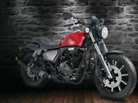 Keeway K-Light 125cc BRAND NEW MODEL