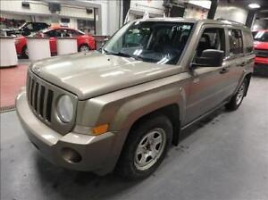 2008 JEEP PATRIOT 4X4 IN HOUSE FINANCE