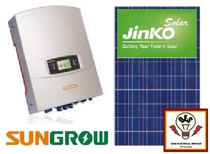 5KW - TIER 1 PV SOLAR SYSTEM - JINKO 250W - SUNGROW - FULLY INST Thornlands Redland Area Preview