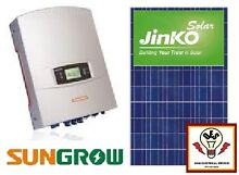 5KW - TIER 1 PV SOLAR SYSTEM - JINKO 250W - SUNGROW - FULLY INST Cleveland Redland Area Preview