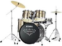 TAMA Imperialstar Drum Kit - very little use