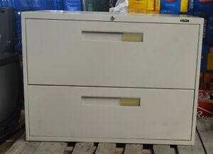 LATERAL FILING CABINETS - 2 dr $30; 4 dr $50