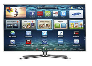 Samsung 55 inch 1080p LED 3D HDTV SMART TV