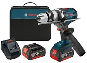 Bosch 18 V Brute Tough 1/2 In Hammer Drill/Driver brand new/neuf