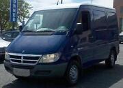 Dodge Cargo Van