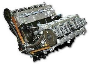 Remanufactured Ford Triton 5.4L long block engine. Engine sold