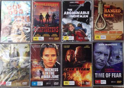 70+ Brand New DVDs Boronia Knox Area Preview