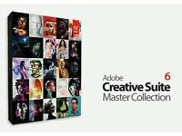 Adobe CS6 Master Collection Full Version For Windows/Mac Brand New