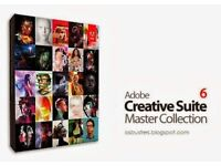 Adobe Premier Pro, Adobe After Effects, Adobe Photoshop