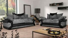 #FREE FOOTSTOOL when bough 3&2 new sofas