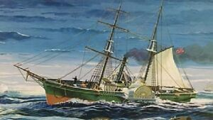 Lindberg-CIVIL-WAR-BLOCKADE-RUNNER-LIN401-NEW
