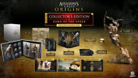 Looking for assassin creed origin collectors editions  City of Montréal Greater Montréal Preview