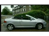 Peugeot 307 SE C Convertible for sale or swap