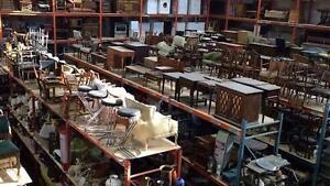 Centaines de Tables d'appoint, de chevet, autres - Vintage Retro Modern Deco design - 100's of End Tables, Night Tables