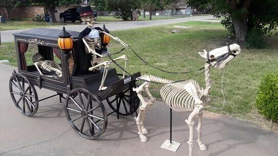 haunted hearse