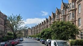 Bright and spacious three bedroom student flat in heart of Marchmont available now!