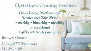 Christine's Cleaning Services