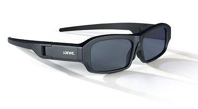 Loewe Active Glasses   Loewe 3D Brille Black - Art.No. 71133082