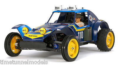 Fast Charge Twin Stick Deal: Tamiya 58470 The Holiday Buggy RC Car Kit