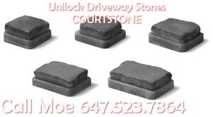 Unilock Sizes Courtstone Driveway Pavers Interlock Pavers