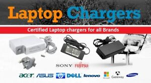 Certified Laptop Power Adapters on Sale for all Brands