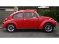 Vw beetle 1303s 1974 tax exempt