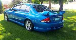 2002 Ford TS50 Sedan **12 MONTH WARRANTY** West Perth Perth City Area Preview