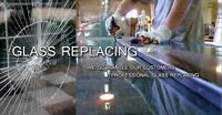 """""""ONLY THE GLASS"""" - EMERGENCY GLASS REPLACEMENTS"""