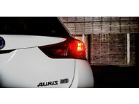 Rear Tail Light Brakes For Toyota Auris 2012-2015