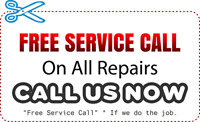 Fast Appliance Service & Accepting Calls 24/7 ***