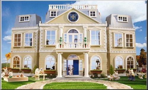 Sylvanian Families Grand Hotel Ebay
