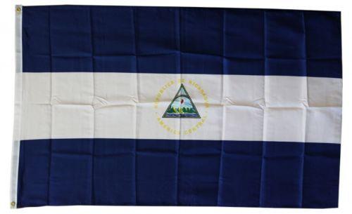 3x5 Nicaragua Flag Nicaraguan Banner Central American Pennan
