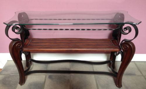 Wrought Iron Table | eBay
