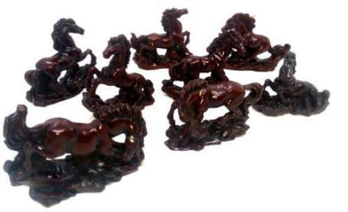 Horse Sculpture Set 10017