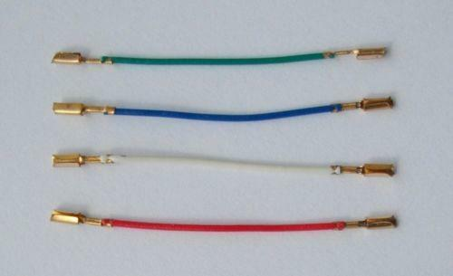 Turntable Tonearm Wire