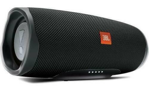 JBL Charge 4 Portable - Wireless Bluetooth Speaker Black JBLCHARGE4BLKAM