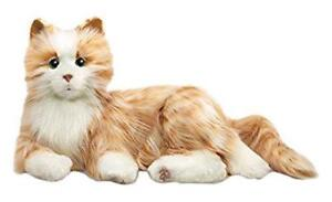 NEW Joy For All Orange Tabby Cat Toy