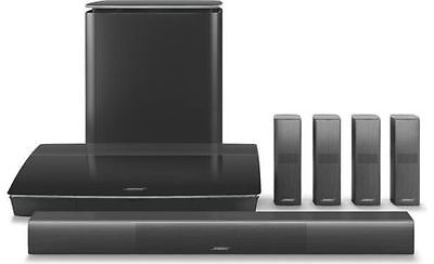 Bose Lifestyle 650 LS 650 home theater system Black BRAND NEW