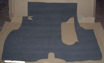 NEW 1957 & 1958 Ford passenger car ONE-PIECE TRUNK MAT makes trunk clean & neat