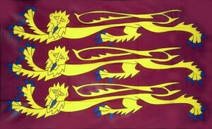 RICHARD-THE-LIONHEART-FLAG-5-x-3-Old-Historic-England-King-Medieval-Crusaders