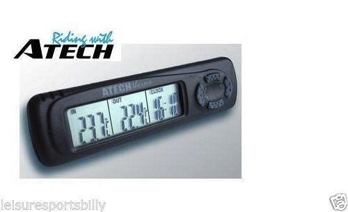 indoor outdoor car thermometer ebay. Black Bedroom Furniture Sets. Home Design Ideas