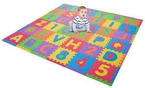 Soft alphabet play mat Banyo Brisbane North East Preview