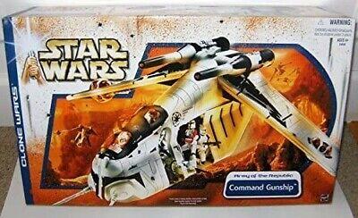 Star Wars Republic Command Gunship Army of the Republic Very Rare Varient Clone