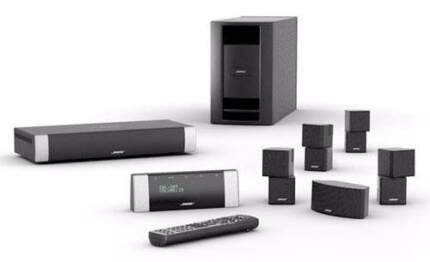 Bose Lifestyle V20 5.1 Channel Home Theater System(no DVD player)