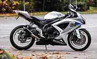 Looking for fairing kit for 2008 gsxr 600 same color