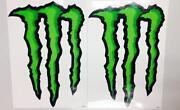 Monster Energy Car Decals