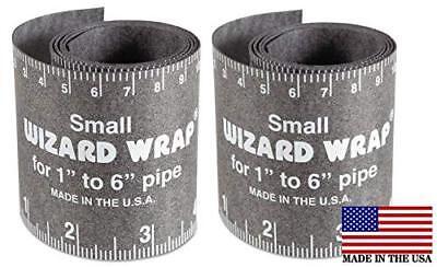 2 Each Flange Wizard Ww-16 Small Wrap Pipe 1 To 6 Diameter