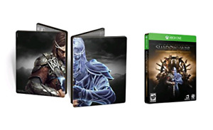 Shadow of War Xbox One (with Steelbook Case)